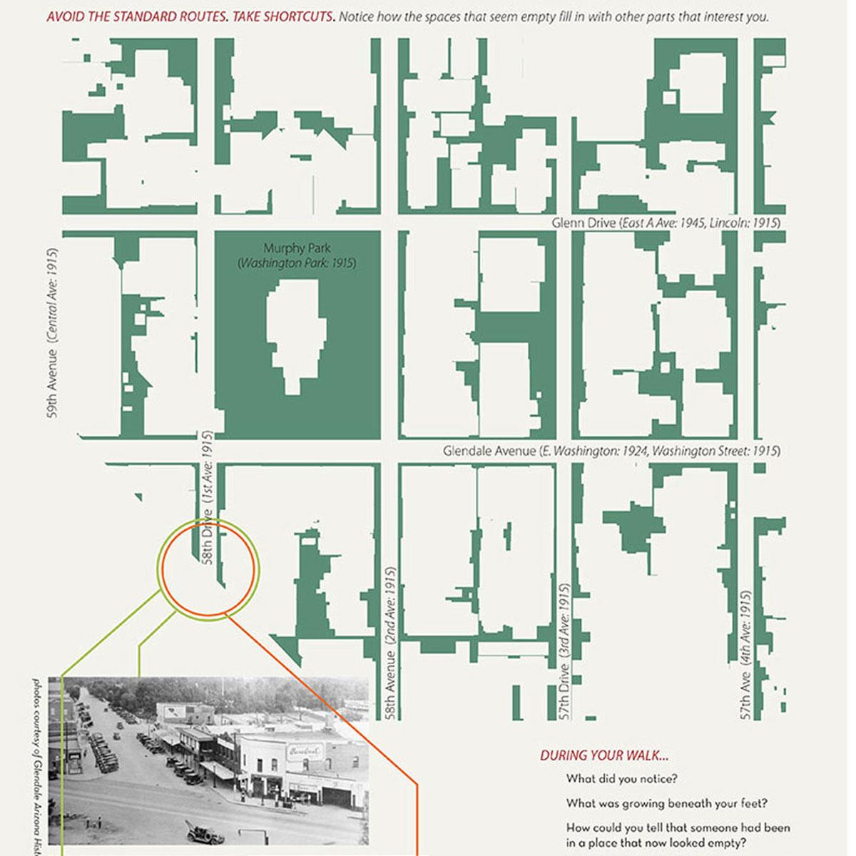 Glendale Centennial Custom Map