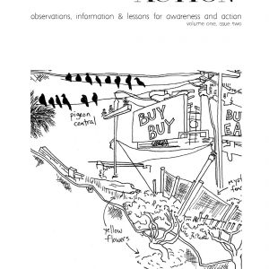Patterns of Action Zine Issue 2 cover